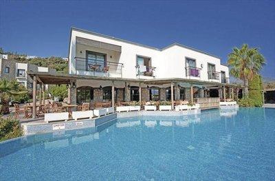 Отель Costa 3S Beach Hotel 4* Бодрум Турция