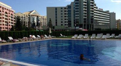Отель Poseidon Aparthotel 3* Солнечный берег Болгария