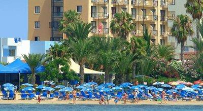 Отель Stamatia 3* Айя Напа Кипр