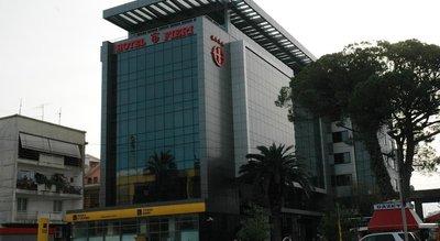 Отель Fieri Hotel 4* Фиери Албания