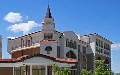Отель Sunrise Club Apart Hotel 3* Равда Болгария