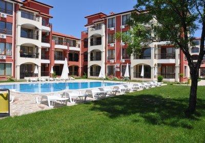 Отель Ravda Dom Apartments 3* Равда Болгария