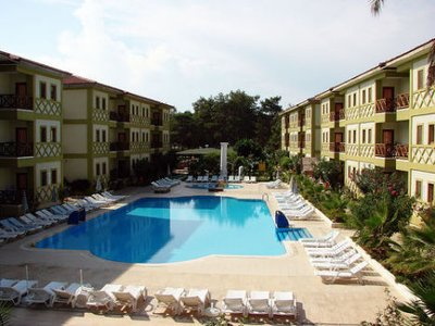 Отель Club Lagonya Garden 3* Белек Турция