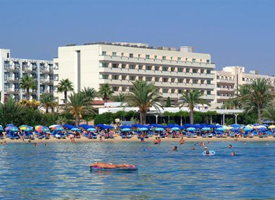 Отель Nelia Beach Hotel 3* Айя Напа Кипр