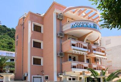 Отель Garni Hotel Koral 3* Будва Черногория