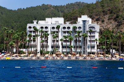 Отель Quadas Hotel 4* Мармарис Турция