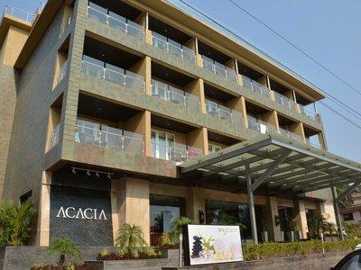 Отель Acacia Hotel 4* Северный Гоа Индия