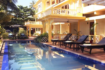 Отель The Tubki Resort 3* Южный Гоа Индия