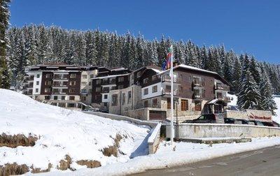 Отель The Stream Resort 3* Пампорово Болгария