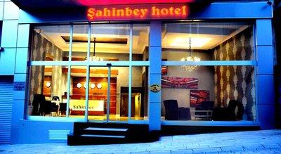 Отель Sahinbey Hotel 2* Анкара Турция