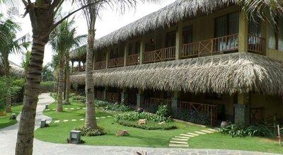 Отель Aroma Beach Resort & Spa 4* Фантьет Вьетнам