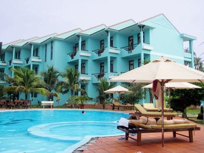 Отель Tien Phat Resort 2* Фантьет Вьетнам