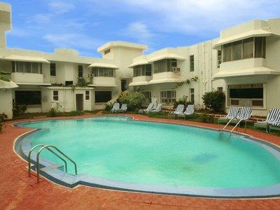 Отель Vincy Beach Resort 2* Южный Гоа Индия