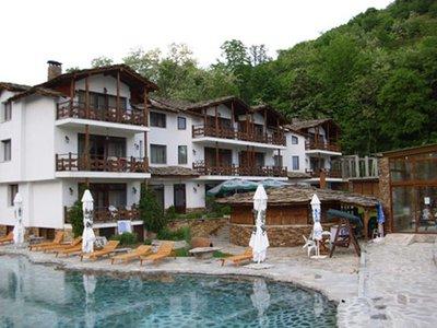 Отель Petreliyski Hotel 3* Сандански Болгария