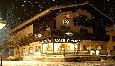 Отель Cafe Olympia Hotel 3* Лех Австрия