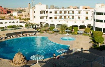 Отель Desert Inn Hotel 3* Хургада Египет