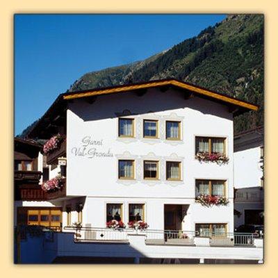 Отель Garni Val-Gronda 2* Ишгль Австрия
