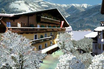 Отель Fischerwirt Hotel 4* Цель ам Зее Австрия