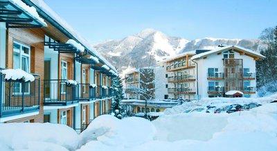 Отель Der Waldhof Hotel 4* Цель ам Зее Австрия