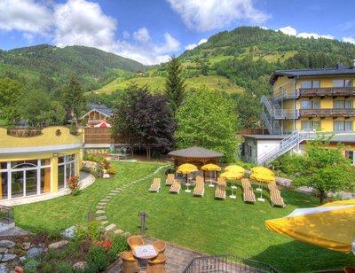 Отель Latini Hotel 4* Цель ам Зее Австрия