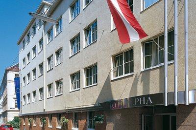 Отель Alpha Hotel 3* Вена Австрия
