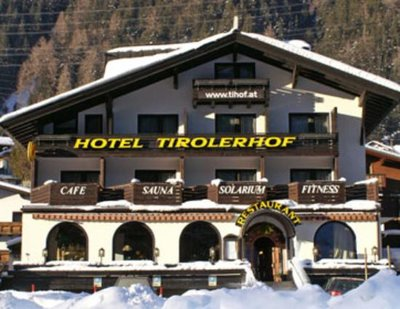 Отель Tirolerhof Hotel 3* Санкт-Антон Австрия