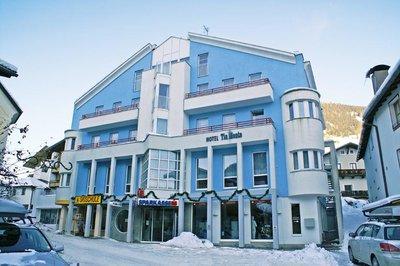 Отель Tia Monte Hotel 3* Наудерс Австрия