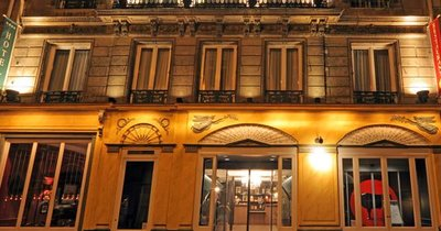 Отель New Hotel Roblin 4* Париж Франция