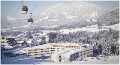 Отель TUI Blue Fieberbrunn 4* Кицбюэль Австрия