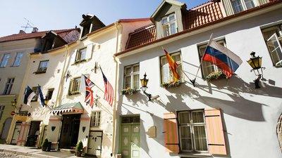 Отель Schlossle Hotel 5* Таллин Эстония