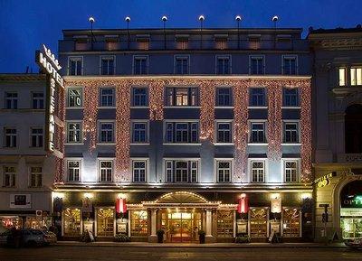 Отель Stefanie Hotel 4* Вена Австрия