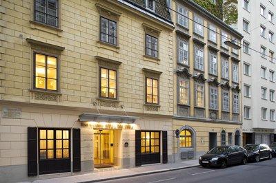 Отель Das Tigra Best Western Plus 4* Вена Австрия
