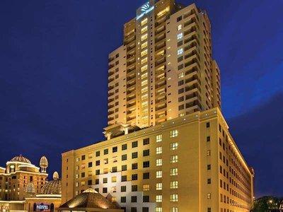 Отель Pyramid Tower 4* Куала-Лумпур Малайзия