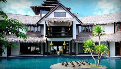 Отель Villa Samadhi 5* Куала-Лумпур Малайзия