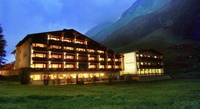 Отель Thermal-Badhotel Kirchler 4* Майрхофен Австрия