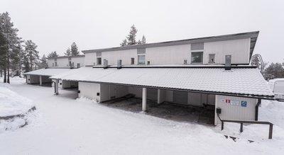 Отель Levilehto Apartments 3* Леви Финляндия