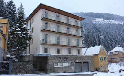 Отель Nefer Pension 3* Бад Гаштайн Австрия