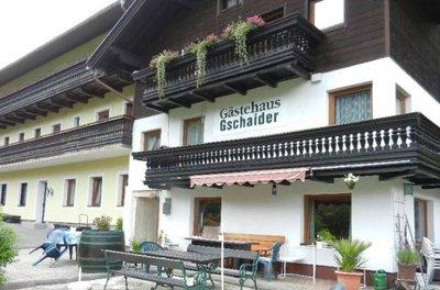 Отель Gschaider Pension 2* Цель ам Зее Австрия