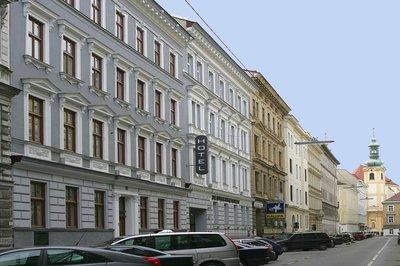 Отель Deutschmeister Hotel 4* Вена Австрия