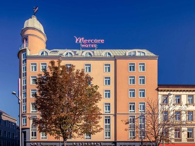 Отель Mercure Wien Westbahnhof 4* Вена Австрия