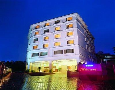 Отель Abad Atrium Hotel 3* Керала Индия