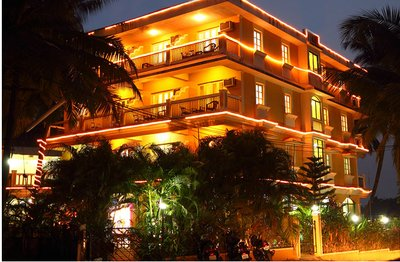 Отель Alagoa Resort 2* Южный Гоа Индия