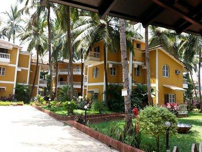 Отель Palm Resort 2* Северный Гоа Индия