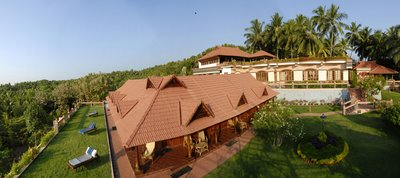 Отель Thapovan Heritage Home 3* Керала Индия