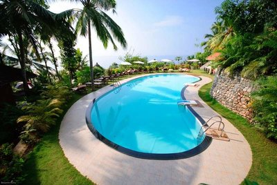 Отель Somatheeram Ayurveda Resort 4* Керала Индия
