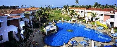 Отель Royal Orchid Beach Resort & Spa Goa 5* Южный Гоа Индия