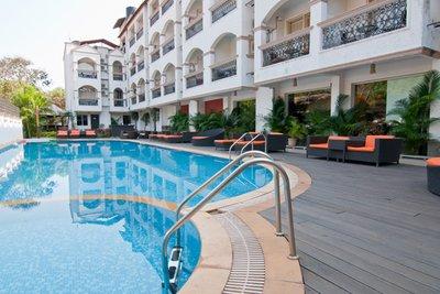 Отель La Gulls Court 3* Северный Гоа Индия