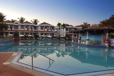 Отель Heritage Village Club 4* Южный Гоа Индия