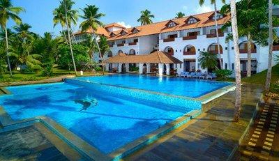 Отель Estuary Island 4* Керала Индия