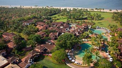Отель ITC Grand Goa, A Luxury Collection Resort & Spa 5* Южный Гоа Индия